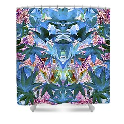 Thriving Shower Curtain
