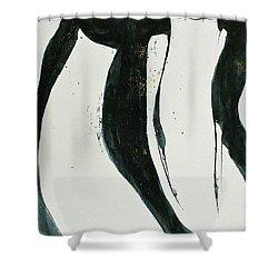 Thrust Shower Curtain