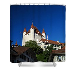 Thun Castle Shower Curtain