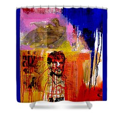 Ti Jean Shower Curtain by James Gallagher