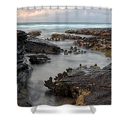 Tidal 2 Shower Curtain