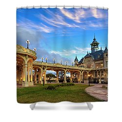 Tigre 002 Shower Curtain by Bernardo Galmarini