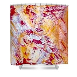 Till We Have Faces Shower Curtain