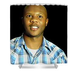 Tim Sneed  Shower Curtain