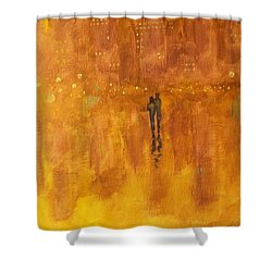 Time And Again #2 Shower Curtain by Raymond Doward