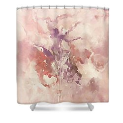 Time And Again Shower Curtain by Raymond Doward