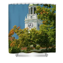 Time For Autumn Shower Curtain