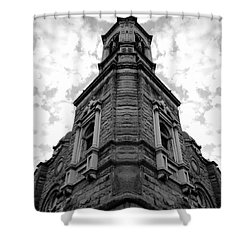 Time Four Shower Curtain