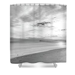Shower Curtain featuring the photograph Time Stood Still by Linda Lees