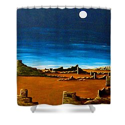 Timeless Shower Curtain by Diana Dearen