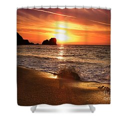 Timeless Moments Shower Curtain