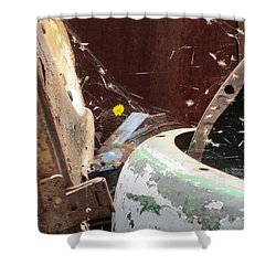 Shower Curtain featuring the photograph Timeless Wish by Marie Neder