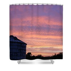 Tin Can Alley Shower Curtain by Ed Smith