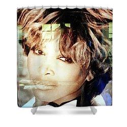Tina Turner Museum 2 Shower Curtain