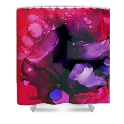 Tiny Bubbles Shower Curtain