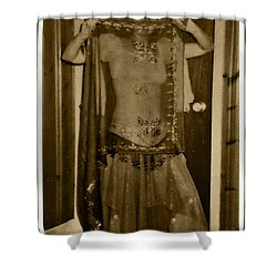 Shower Curtain featuring the photograph Tiny Dancer by Denise Fulmer