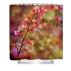 Tiny Gems 1345 Idp_2 Shower Curtain
