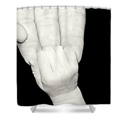 Tiny Grip Shower Curtain