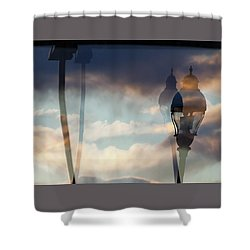 Tipsy 2 - Shower Curtain