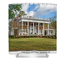 Tisdale Manor2 Shower Curtain