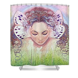 Titania Shower Curtain