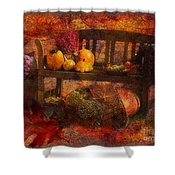 To Everything There Is A Season 2015 Shower Curtain