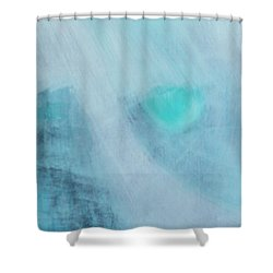 To Know Yourself Shower Curtain