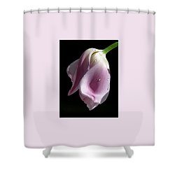 To Languish Shower Curtain