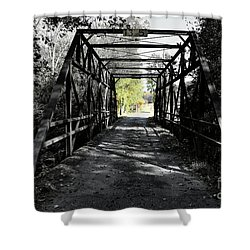 To The Otherside Shower Curtain