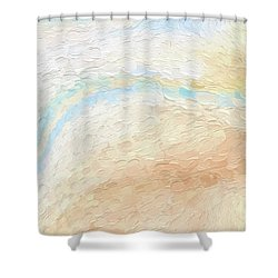 To The Sea Shower Curtain