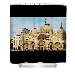 To Wrap Up The Images From Italy Of Our Shower Curtain