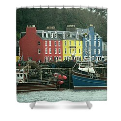 Tobermory I Shower Curtain