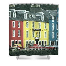 Tobermory II Shower Curtain