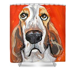 Toby Shower Curtain