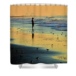 Today's The Day When Anything Is Possible Shower Curtain