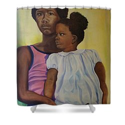 Together - Pride And Peace Shower Curtain