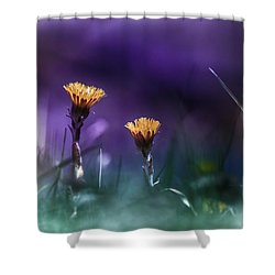 Together Shower Curtain by Bulik Elena