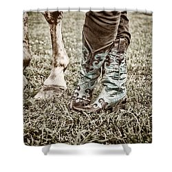 Together Shower Curtain
