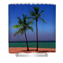 Together Shower Curtain by Susanne Van Hulst
