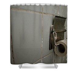 Toilet Paper Shower Curtain