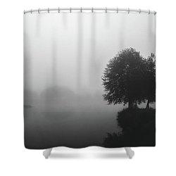 Toledo Park Shower Curtain