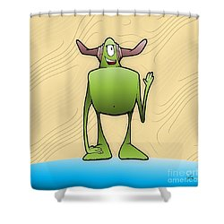 Tollak Shower Curtain