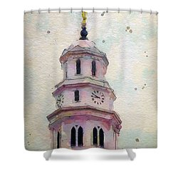 Tollel Maja Shower Curtain