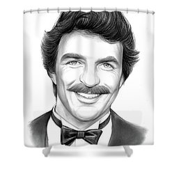 Tom Shower Curtain