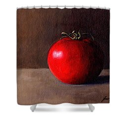 Tomato Still Life 1 Shower Curtain
