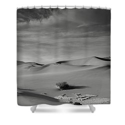 Tones Of Mesquite Shower Curtain
