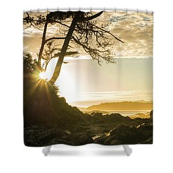 Tonquin Beach Shower Curtain