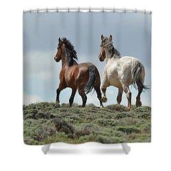 Too Beautiful Shower Curtain