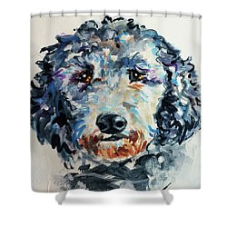 Toots Shower Curtain