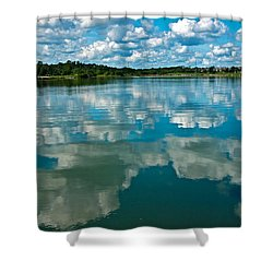 Top Ten Day Shower Curtain
